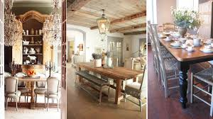 french country dining room painted furniture. French Country Decorating Elements Include Use Of Ornate, Rustic, Wood, Painted Furniture. Dining Room Furniture L