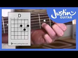 Super Easy First Guitar Lesson Guitar Lessons For Beginners Stage 1 The D Chord