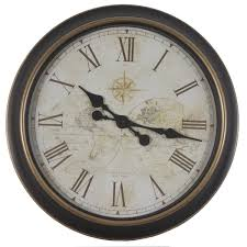 White Kitchen Wall Clocks Traditional Wall Clocks Youll Love Wayfair