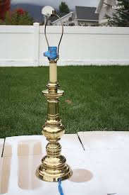 how to spray paint brass lamps photo lamp5_zpsb0dcb137jpg painting lamps t40