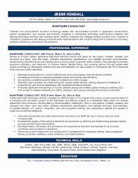 Sap Crm Functional Consultant Resume Sample Awesome Sample Resume