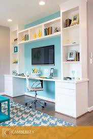 colorful home office. Awesome 25 Colorful Home Office Renovating Ideas Https://cooarchitecture.com/2017 M