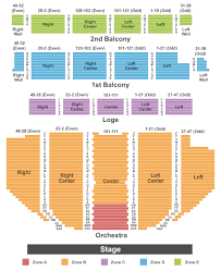Palace Theatre Seating Chart Albany
