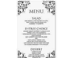 free word menu template pin by jennifer burris on printables menu template menu free