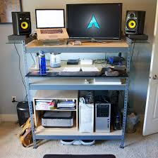 updated desk