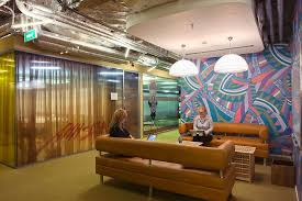 google moscow office. Ofis Google 22 Office In Moscow