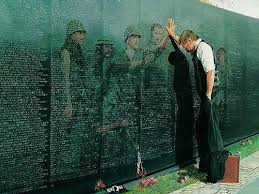 Small Picture The Vietnam War Memorial by Maya Lin it does not have a striking