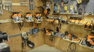 create a wall mount for your power tools using the french cleat brilliant diy