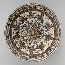 astronomy and astrology in the medieval islamic world essay  bowl astronomical and royal figures
