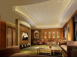 white gl false ceiling design