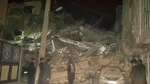 Risultati immagini per immagini di sisma in Iraq