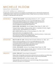 Substantial OpenOffice Resume