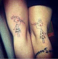 Magazín Hnutí Nevím Matky A Dcery Si Udělaly Stejná Tetování A Je