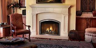 an elegant fireplace insert that s smarter too
