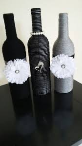 Diy Wine Bottle Projects 1311 Best Vidros Decorados Images On Pinterest Decorated Bottles