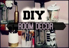 DIY Room Decor {Reuse Candle Jars + Bottles} - YouTube
