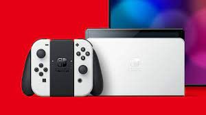 Nintendo Switch OLED hands-on: a small ...