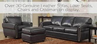 your leather furniture experts