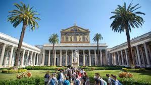 Rom Nachbarschaften: San Paolo » Rome Vatican Card