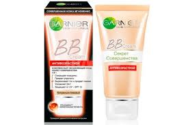anti aging sunscreen garnier face cream bb not only smoothes wrinkles but is also remended for those with problem and bined skin