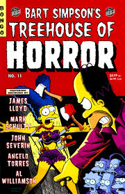 Treehouse Of Horror XIV  YouTubeSimpsons Treehouse Of Horror 14