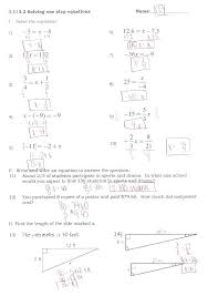 multi step equations worksheet grade math worksheets word mathematics sums for class 8 expressions one equation