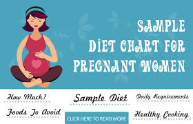Healthy Diet Chart For Women Here Is A Sample Diet Chart For Pregnant Women