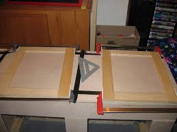 Make Your Own Kitchen Doors How To Make Shaker Cabinet Doors From Mdf Best Home Furniture