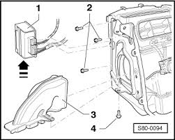 skoda workshop manuals > roomster > vehicle electrics > electrical s80 0094