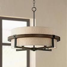 Drum pendant lighting fixtures Kitchen Island Castille 22 Lamps Plus Drum Pendant Lights Drum Shade Pendant Lighting Lamps Plus