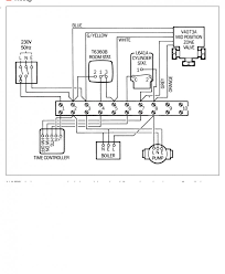 adding a thermostat to an existing back boiler pump system Boiler Thermostat Wiring Diagram y plan wiring boiler wiring diagram for thermostat