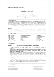 9 Resume Profiles Samples Men Weight Chart