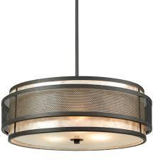 elk lighting 72185 3 beckley oil rubbed bronze 3 light chandelier undefined