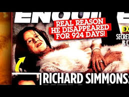richard simmons woman. richard simmons woman i