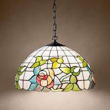 tiffany style pendant light fixture. Perenz T727 S Tiffany Pendant Lamp With Chain Style Light Fixture