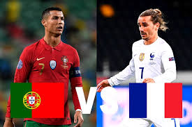 The teams are coming out of the tunnel now and there are some predictable boos for ronaldo from the crowd. Uefa Nations League 2020 21 France Vs Portugal Kick Off Time Date Team News