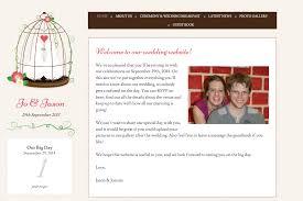 Best Wedding Website Builder Uk