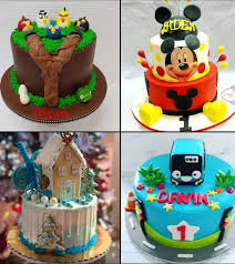 1 Year Birthday Cake Design 39 Awesome Ideas For Your Babys 1st Birthday Cakes