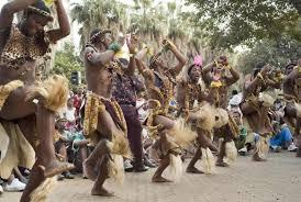 Танцы народов Африки Публикации  Танцы народов Африки