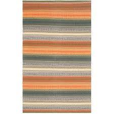 safavieh striped kilim gold grey 5 ft x 8 ft area rug