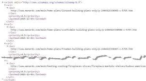 SEO: HTML, XML Sitemaps Explained | Practical Ecommerce