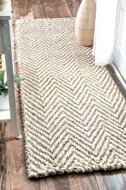 chunky wool kiwawa03 handwoven jute jagged chevron rug chunky hand braided jute rug chunky braided jute rug