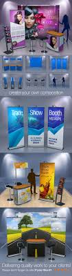 Trade Show Booth Design Ideas trade show booth mockups