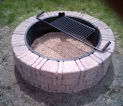 awesome steel rings for fire pits steel insert for ring fire pit fire pits