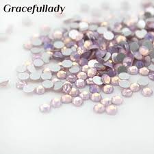 Pink Opal <b>1440pcs</b>/<b>pack ss3 ss12</b> (1.3 3.2mm) Non Hotfix ...