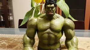bootleg hot toys hulk avengers figure review