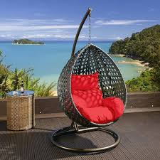 garden egg chair 44 best hanging rattan egg pod outdoor chairs images on of garden