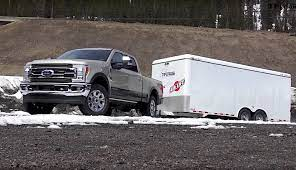 replace an f 150 ecoboost for towing