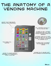 Old Vending Machine Hack Unique The Anatomy Of A Vending Machine Alltop Viral