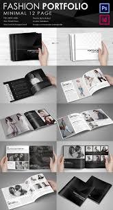 fashion brochure psd eps ai indesign format fashion portfolio catalogue